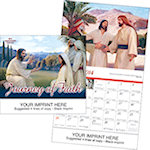 Journey Of Faith Wall Calendars